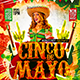Flyer Cinco de Mayo Konnekt - GraphicRiver Item for Sale
