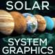 Solar System Graphics - GraphicRiver Item for Sale
