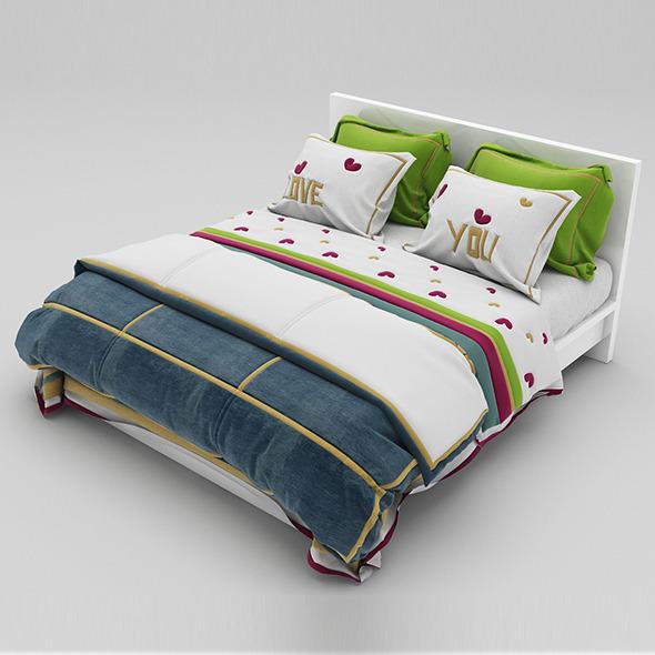 3DOcean Bed 37 11043419