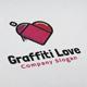 Graffiti Love Logo - GraphicRiver Item for Sale