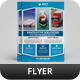 Corporate Flyer Template Vol 49 - GraphicRiver Item for Sale