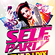 Selfie Party Flyer | Template PSD - GraphicRiver Item for Sale