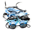 Goggles for swimming with water drops - PhotoDune Item for Sale