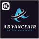 Advance Logo - GraphicRiver Item for Sale