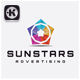 Sun Stars Logo - GraphicRiver Item for Sale
