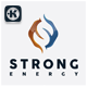 Strong Energy Logo - GraphicRiver Item for Sale