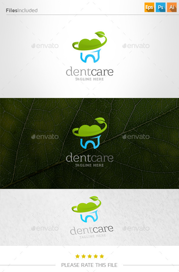 GraphicRiver Dental Logo 11014758