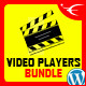 HTML5 Video Players WordPress Plugins Bundle - CodeCanyon Item for Sale