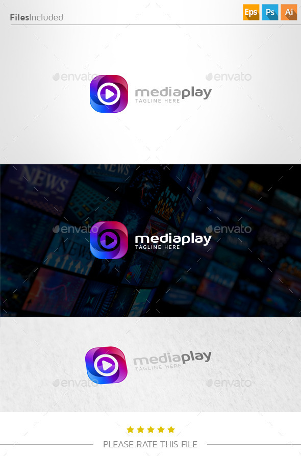 GraphicRiver Media Logo 11046828