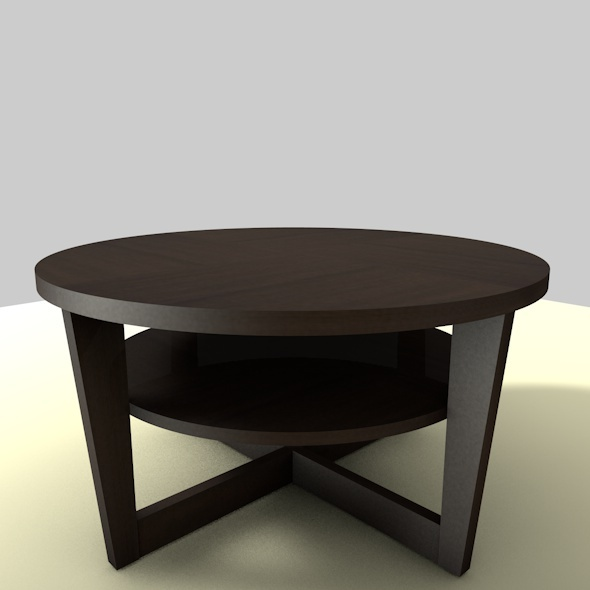 3DOcean Ikea Coffee Table 11046936