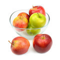 apples isolated on white background - PhotoDune Item for Sale