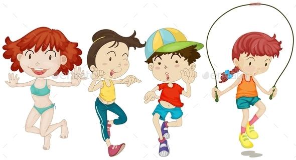 GraphicRiver Children 11047032