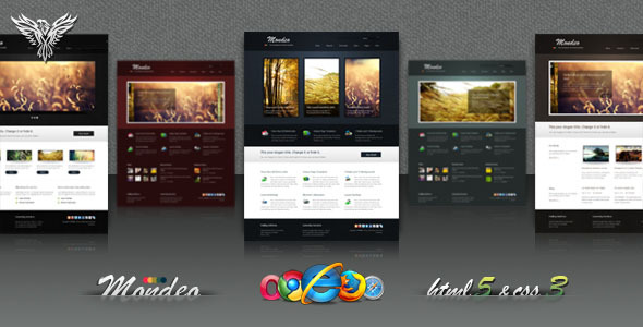 Mondeo Corporate & Portfolio WordPress Theme - Mondeo is a clean wordpress theme packed with everything you need and nothing you don.