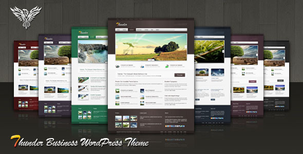 Thunder Corporate & Portfolio WordPress Theme - Mondeo is a clean wordpress theme packed with everything you need and nothing you don.