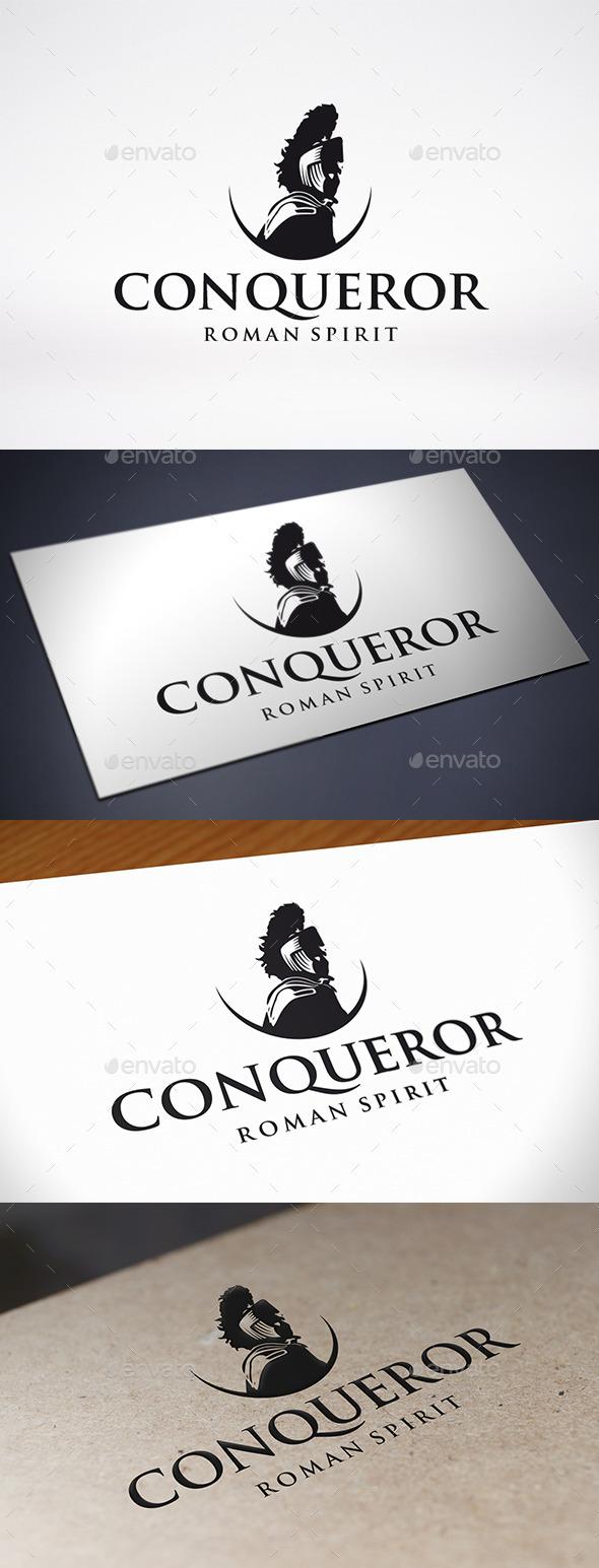 GraphicRiver Conqueror Logo Template 11047562