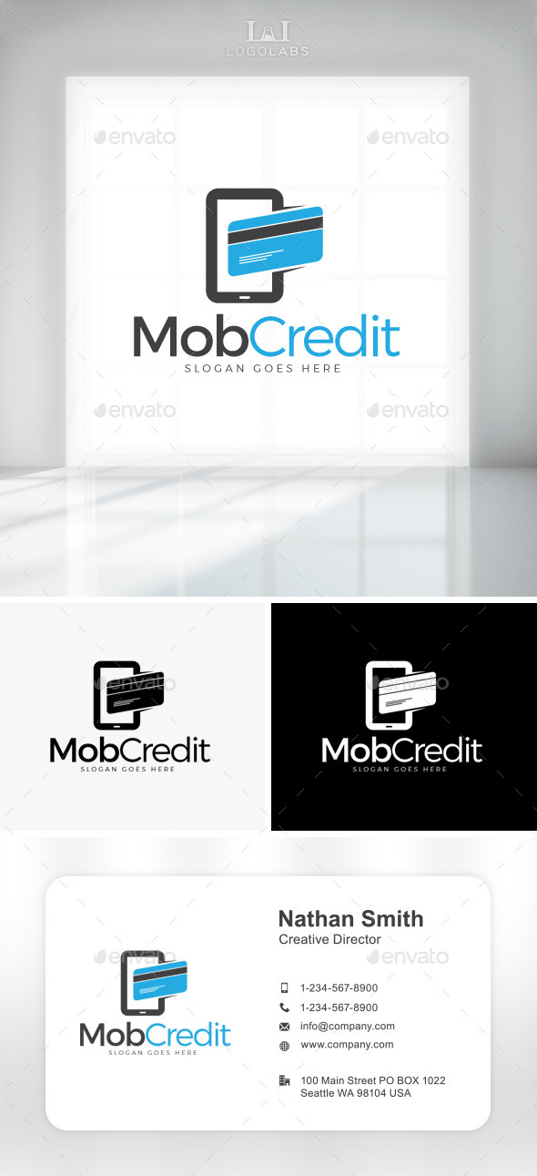 GraphicRiver Mob Credit Logo 11047766