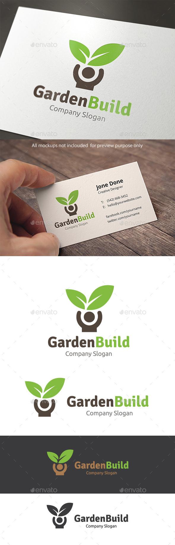 GraphicRiver Garden Build 11047869