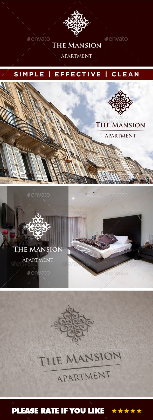GraphicRiver The Mansion 11047880