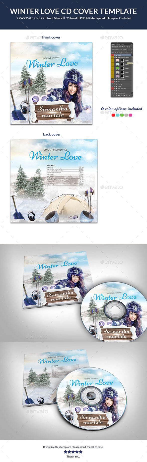 GraphicRiver CD Cover 11048060