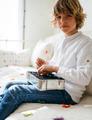 Blond child portrait - PhotoDune Item for Sale