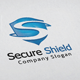 Secure Shield Logo - GraphicRiver Item for Sale