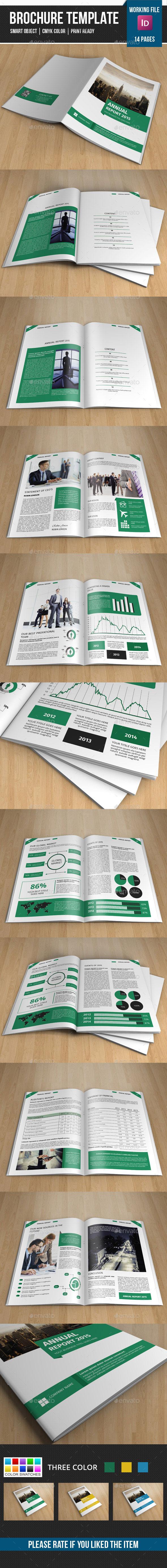 GraphicRiver Annual Report Brochure-V233 11003943