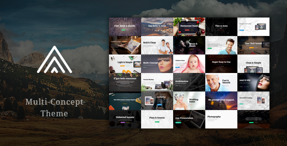 ThemeForest Arno Multi-Concept Theme 10949314