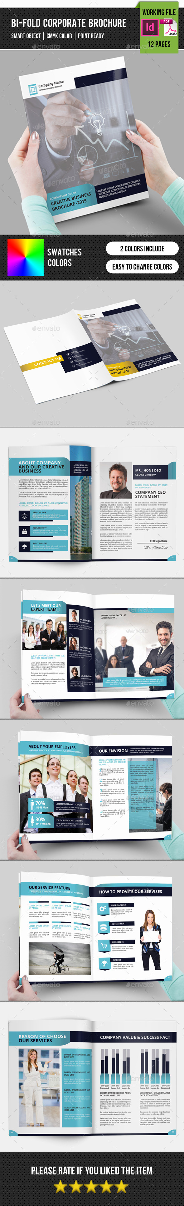 GraphicRiver Corporate Brochure-V235 11050065