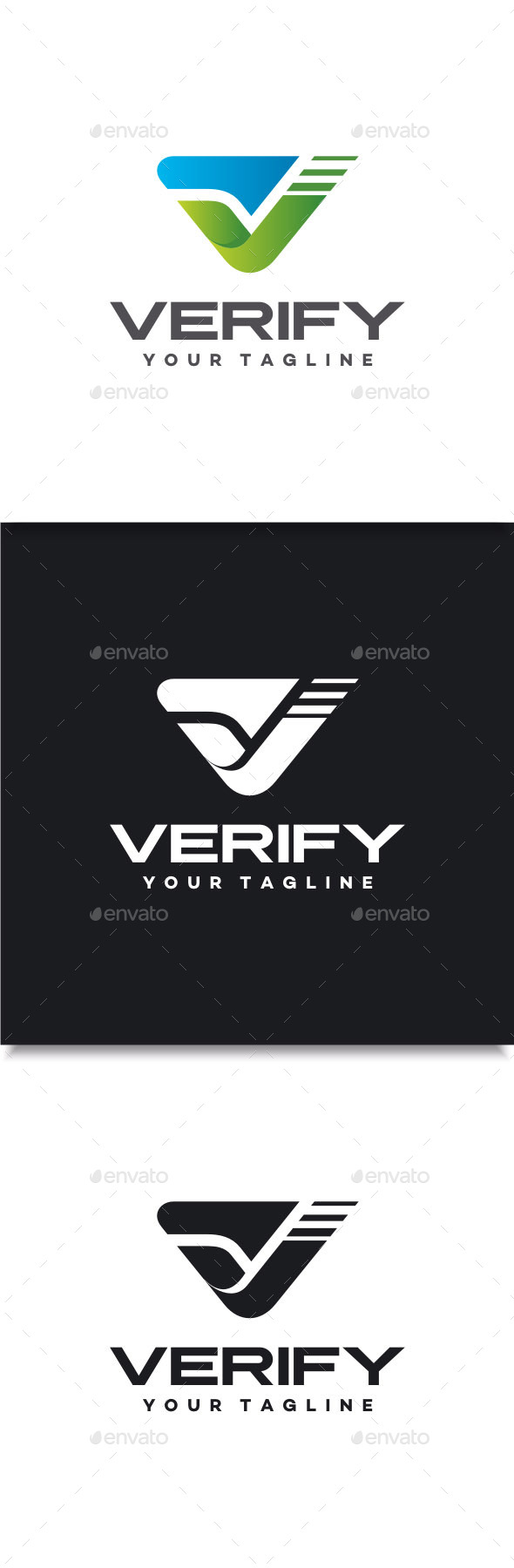 GraphicRiver Verify Logo 11050235
