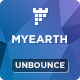 MyEarth - Nonprofit Unbounce Landing Page Template - ThemeForest Item for Sale