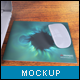 Aluminium Mousepad Mock-up - GraphicRiver Item for Sale