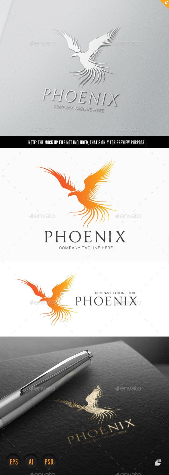 GraphicRiver Phoenix 11051158