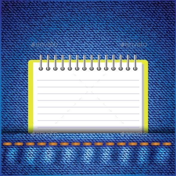 GraphicRiver Notebook 11051206