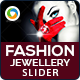 Fashion Jewellery Sliders - 2 Designs - GraphicRiver Item for Sale