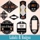 Labels & Badges