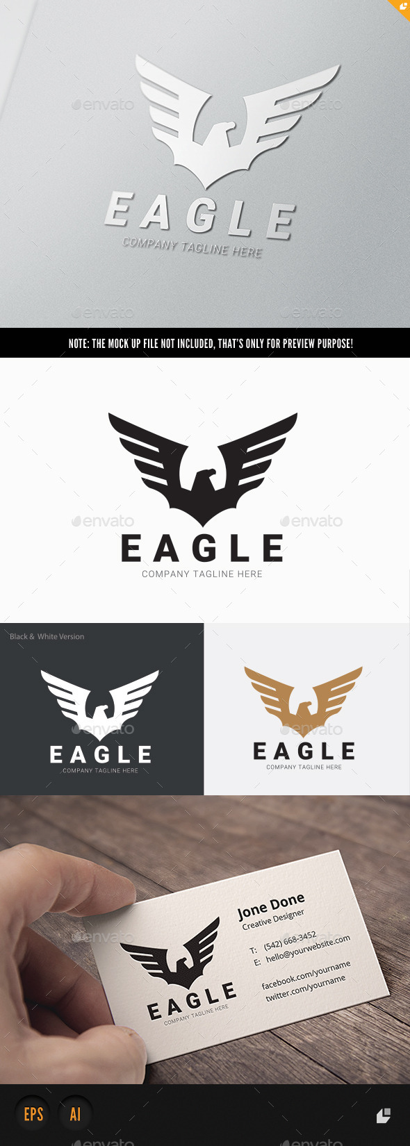 GraphicRiver Eagle 11051517