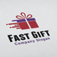 Fast Gift Logo - GraphicRiver Item for Sale