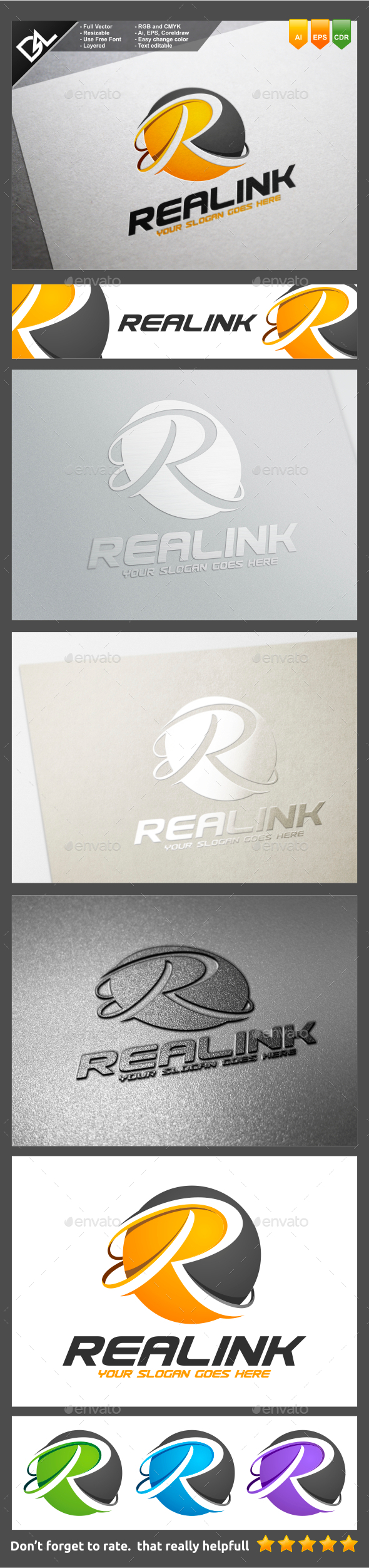 GraphicRiver Realink 11052237
