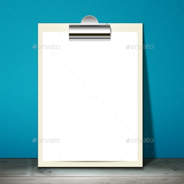 GraphicRiver Paper Mockup Hanging 11052240