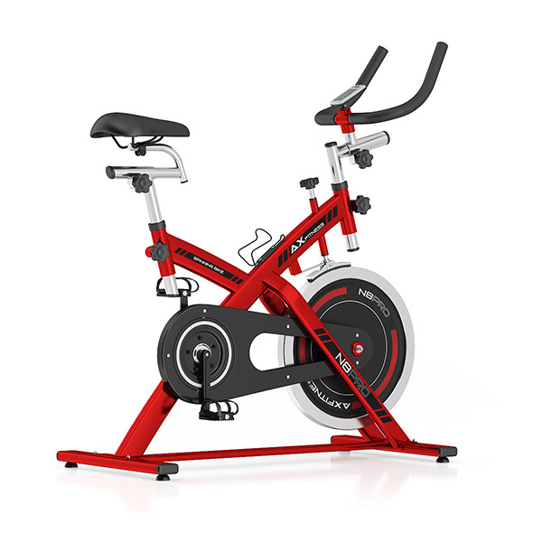 3DOcean Stationary Spinning Bike 11052820