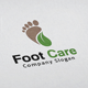 Foot Care Logo - GraphicRiver Item for Sale