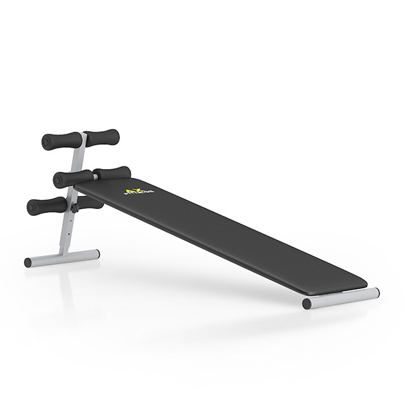 Abdominal Bench - 3DOcean Item for Sale