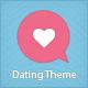 LoveStory - Dating WordPress Theme - ThemeForest Item for Sale