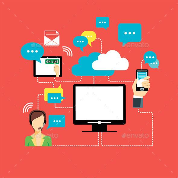GraphicRiver Social Media 11055265