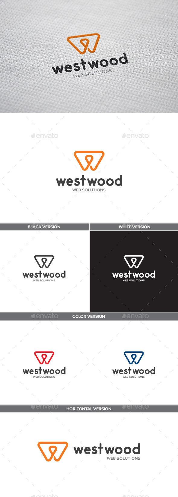 GraphicRiver Westwood Logo 11056051