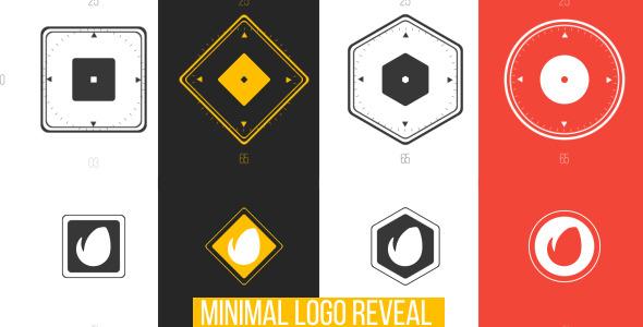 VideoHive Minimal Logo Reveal 11056160