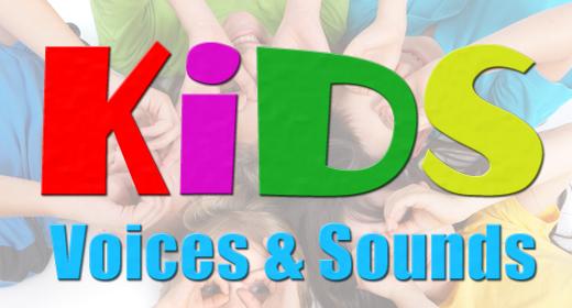 Kids Voices & Sounds