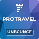 ProTravel - Travel Agency Unbounce Template - ThemeForest Item for Sale