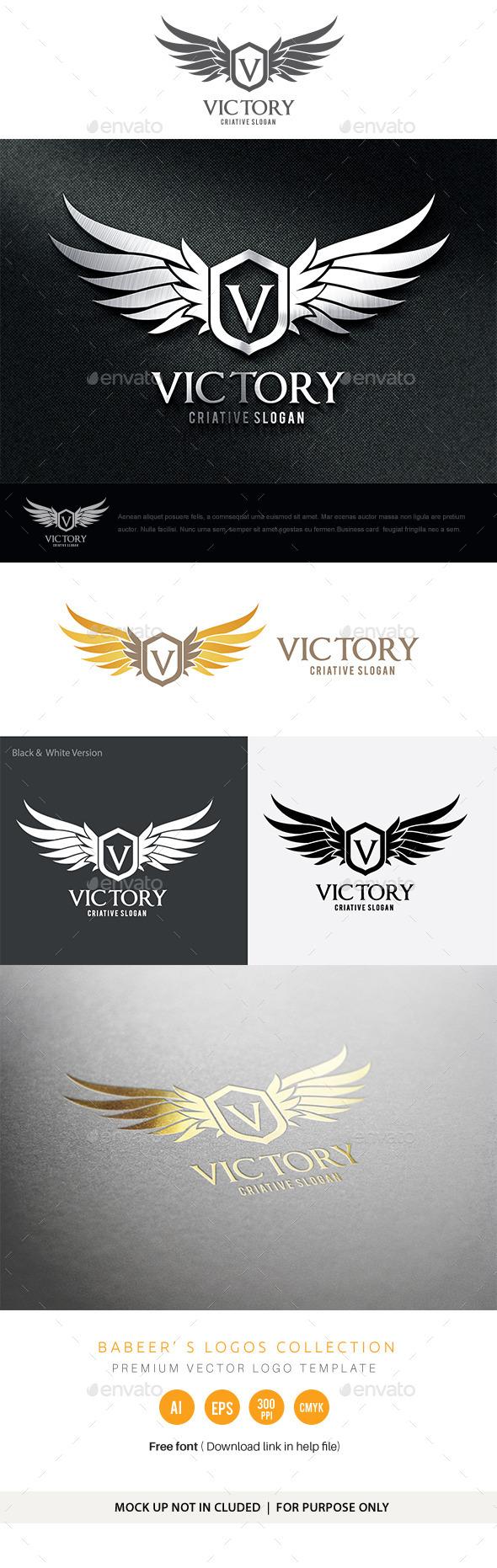 GraphicRiver Victory 11057312