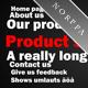 Zoom Menu XML - ActiveDen Item for Sale